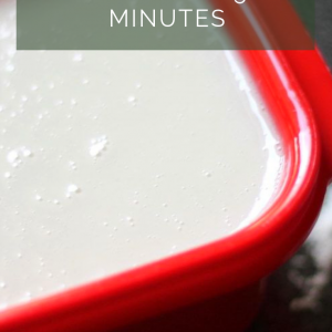 Keto Coconut Butter in 5 Minutes