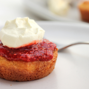 Keto Scones, Jam & Cream - The Ultimate Keto & LCHF Afternoon Tea