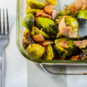 Keto Brussel Sprouts - For Those Who Think They Hate Them