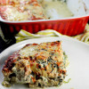 Keto Spinach and Ricotta Lasagna
