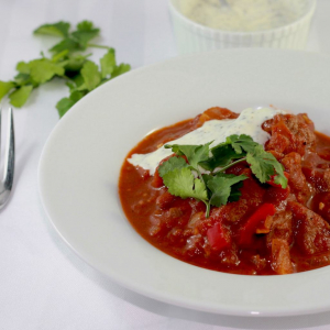 Keto Rogan Josh - Lamb Indian Curry