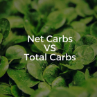 Net Carbs on Keto
