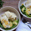 Keto Baked Fish with Lemon Butter