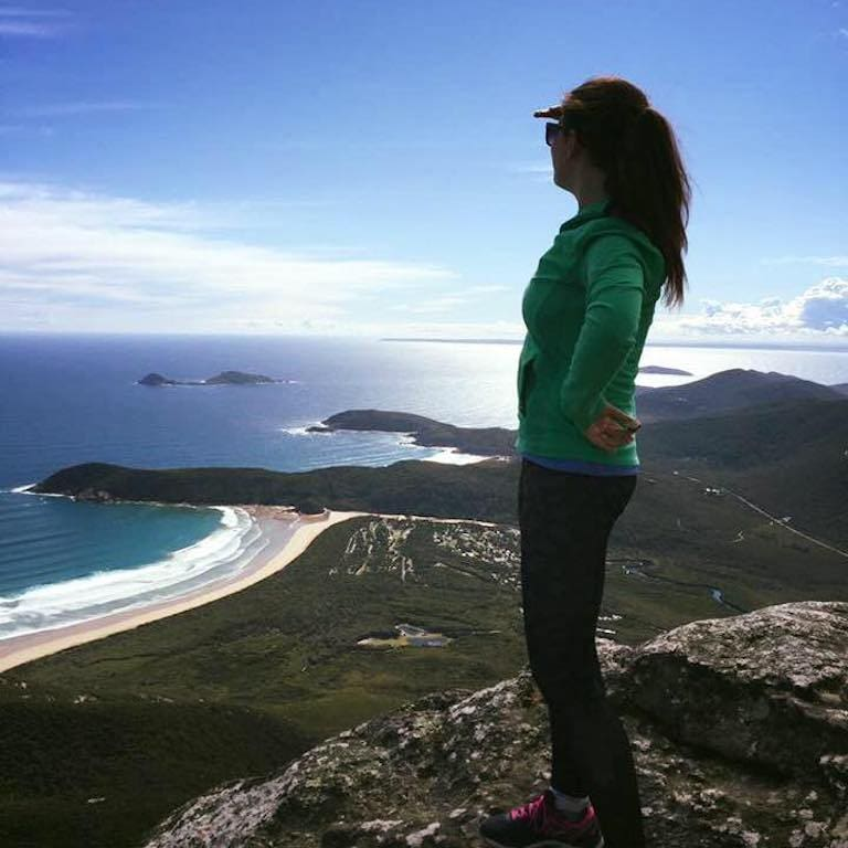 Getting into ketosis fast with exercise and hiking