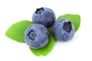 Blueberries on Keto