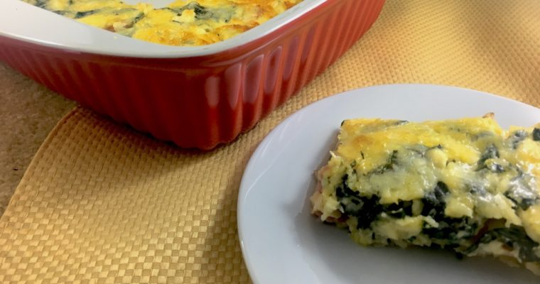 Keto Lunchbox Omelette – The Perfect Grab & Go Lunch