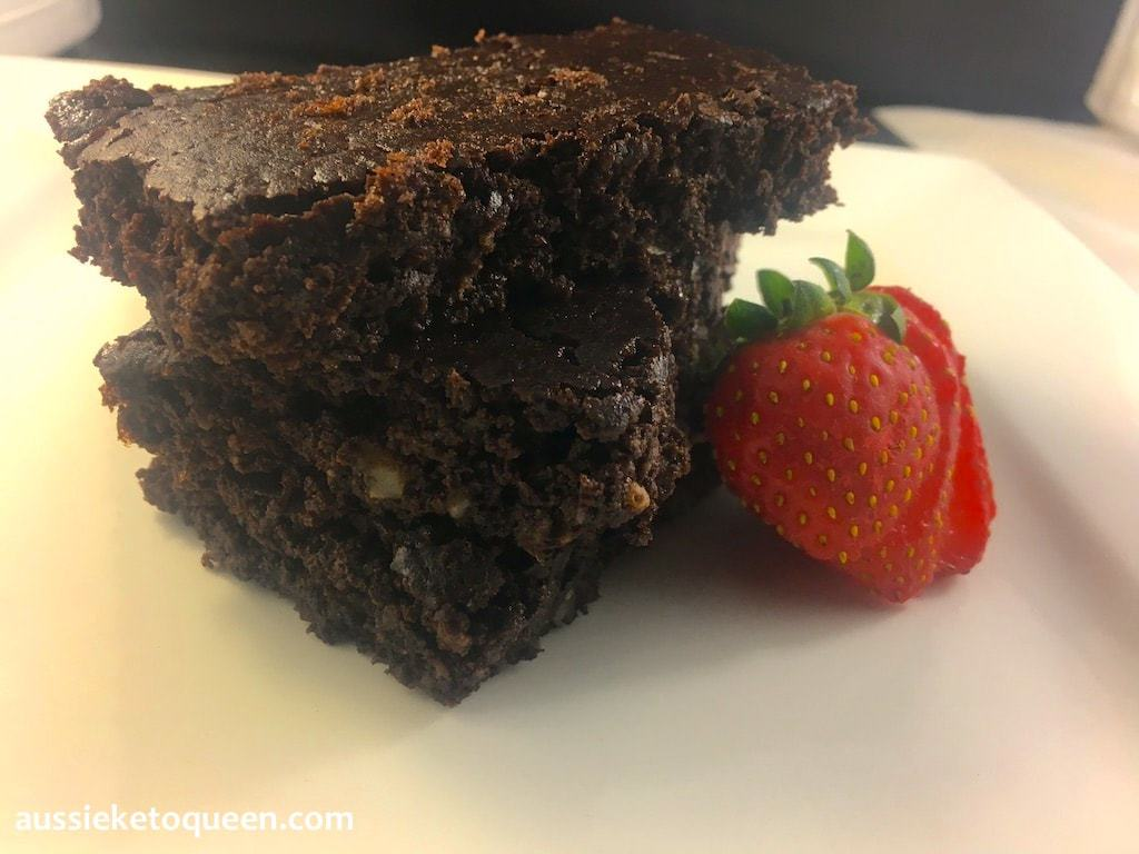 Low Carb Keto Brownies
