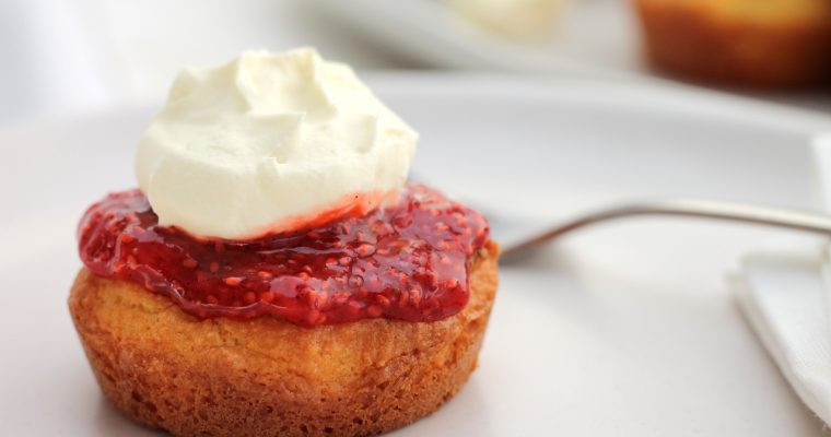 Keto Scones, Jam & Cream – The Ultimate Keto & LCHF Afternoon Tea