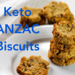 Keto ANZAC Biscuits
