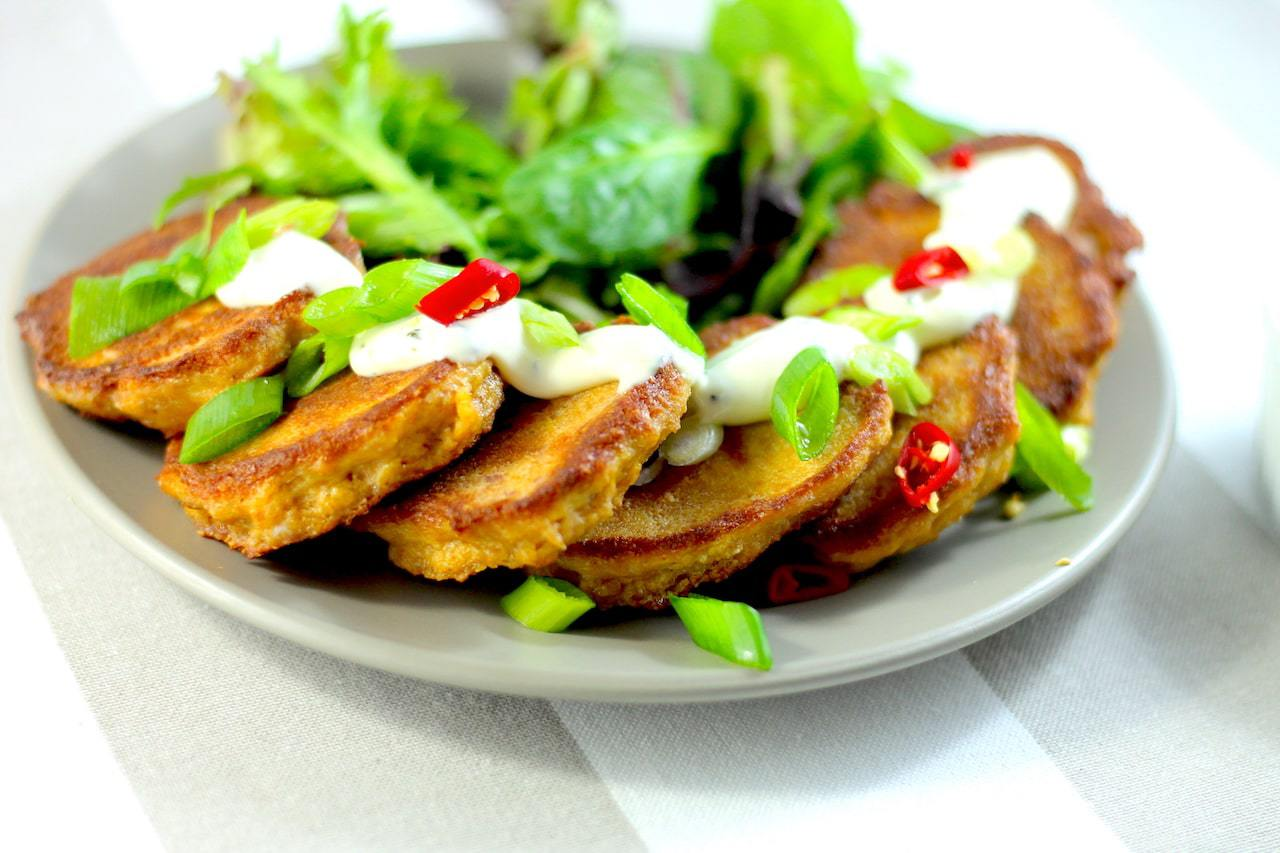 10 minute Keto Fish Cakes