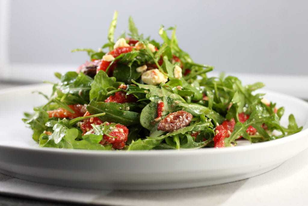 Keto Roast Capsicum and Chorizo Salad Keto Salads recipe by Aussie Keto Queen. By loading keto salads with spicy chorizo, feta and roasted capsicum, plus with the added fats of a simple olive oil dressing, this is one keto loving salad.