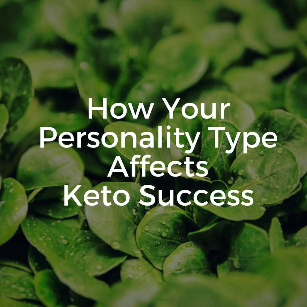 The 4 Tendencies and Diet – How Your Personality Can Affect Your Keto Success