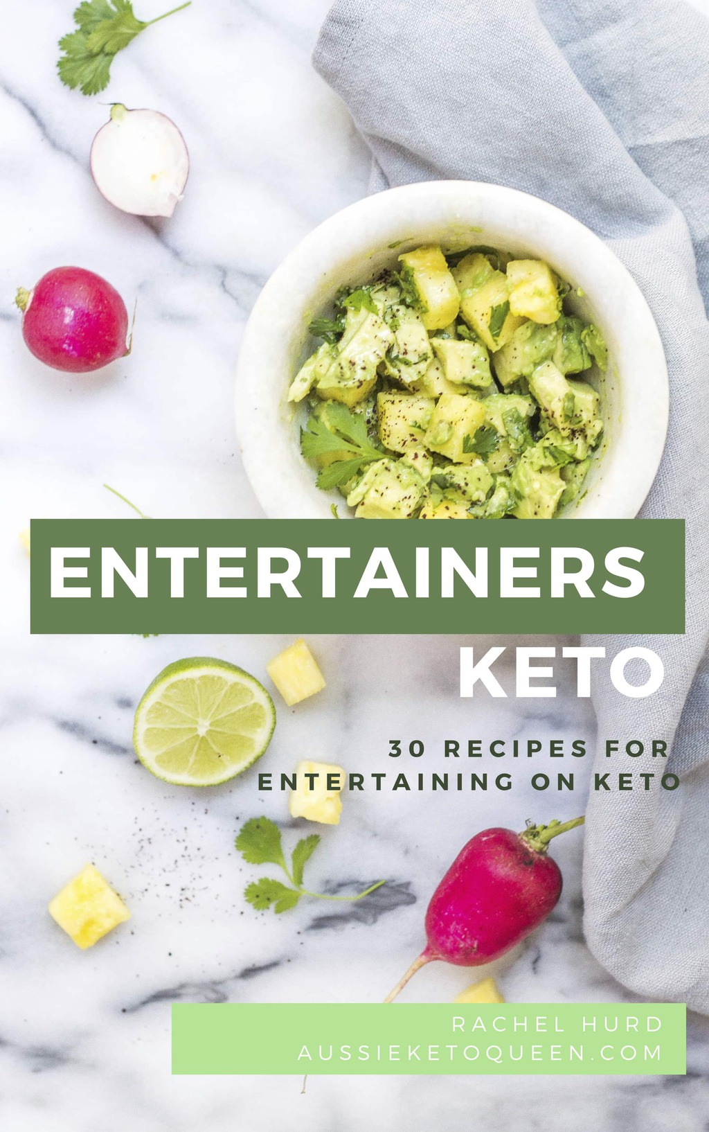 Entertainers Keto Recipe eBook
