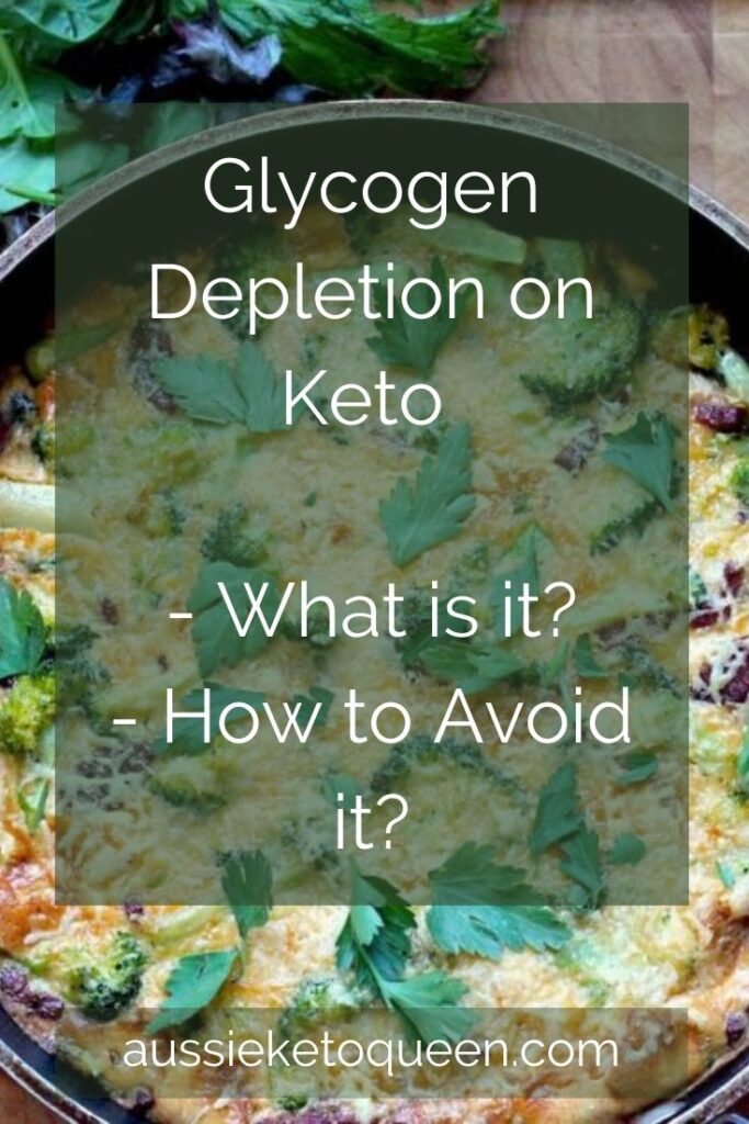 Glycogen Depletion on Keto is common and tough to deal with - no energy, no gains! Learn how to combat it here