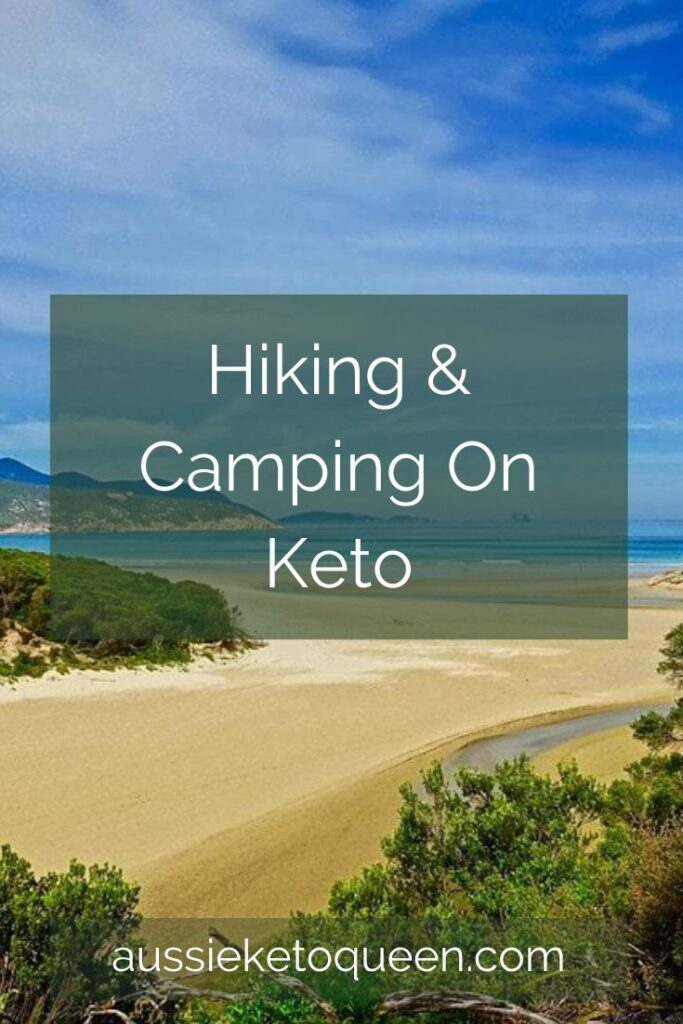 hiking on keto wilson promontory - can you hike on keto? What do you eat when camping on Keto?