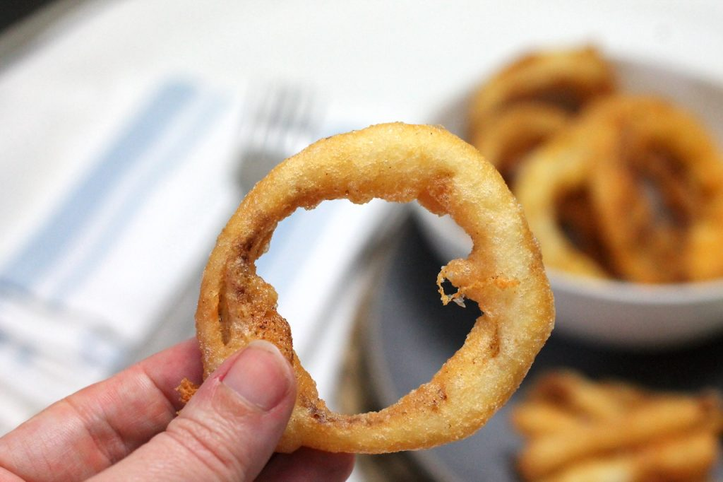 Keto Fish and Chips is real and SO delicious! Forget almond flour crumbs, this fried batter is like the real thing: crispy, flakey and KETO!