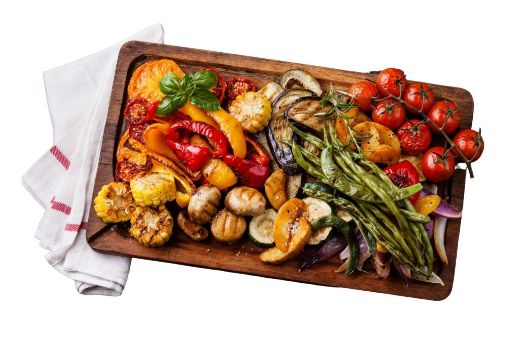 Tip 11. If you are craving something crunchy like chips or pretzels, try a roasted veggie instead for a satisfying crunch that isn't bad for your diet!