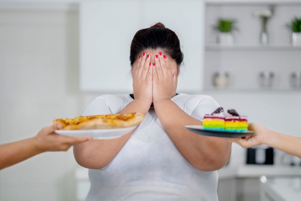 Tip 5: Keep the foods you crave out of the kitchen or around the house as much as possible! Don't buy sweets or tortilla chips just in case you get a craving.