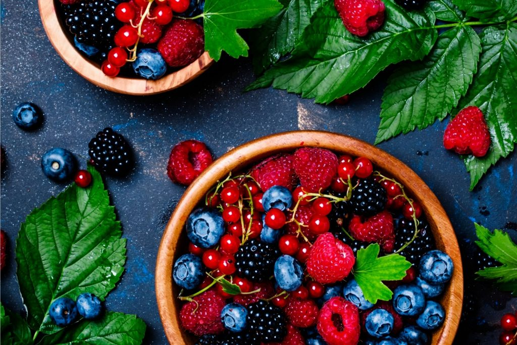 Tip 6: If you're craving something sweet, eat some berries. Berries are keto-friendly and low in carbs, plus have heaps of fibre and other nutrients.