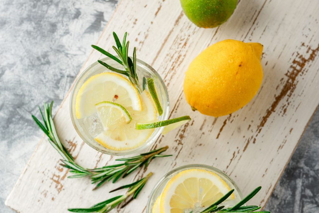 Can you drink Alcohol on Keto diet? If you're on the keto diet, then chances are you've been wondering if alcohol is good for your diet. Woman sitting with a glass of alcohol on the table How Can I Drink on Keto In A Healthy Way?