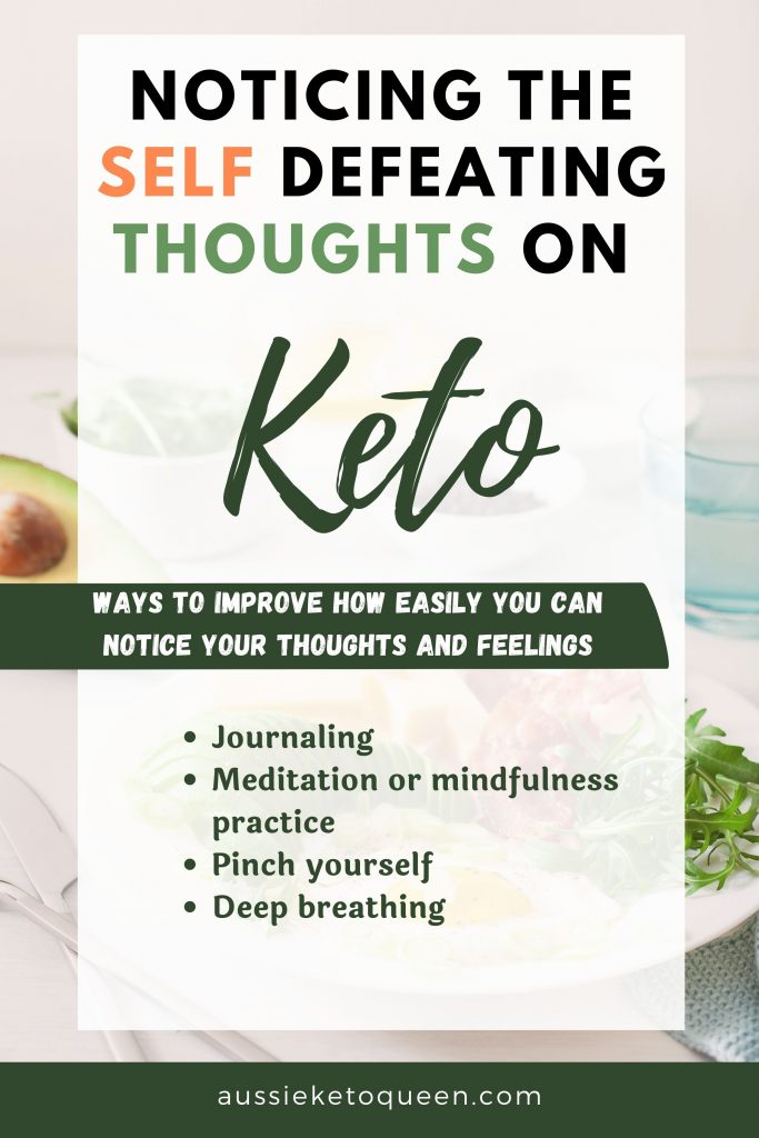 Why Willpower Isn't Enough to Stick With Keto - Plus Strategies To Make It Stick - What depletes our willpower on Keto? - How do you get more willpower to stick with Keto? Noticing the self defeating thoughts on keto