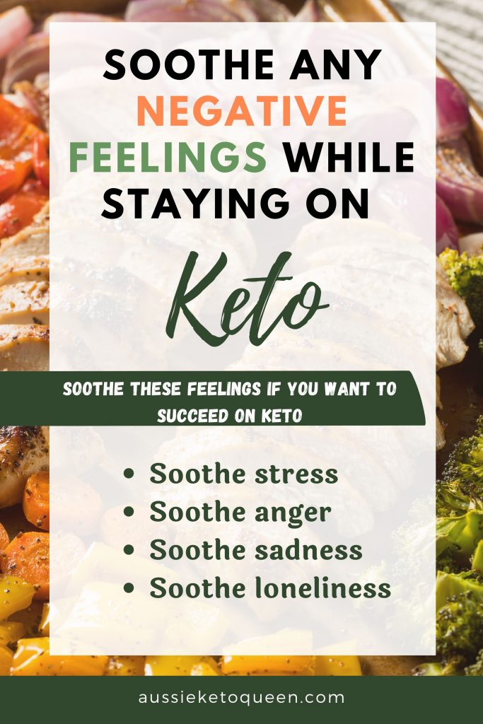 Why Willpower Isn't Enough to Stick With Keto - Plus Strategies To Make It Stick - What depletes our willpower on Keto? - How do you get more willpower to stick with Keto? Soothe any negative feelings while staying on keto