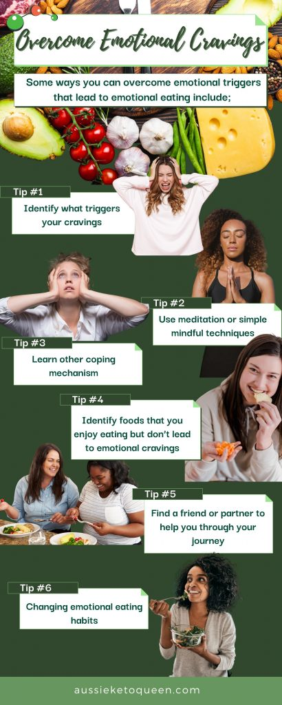 overcome emotional triggers that lead to emotional eating include