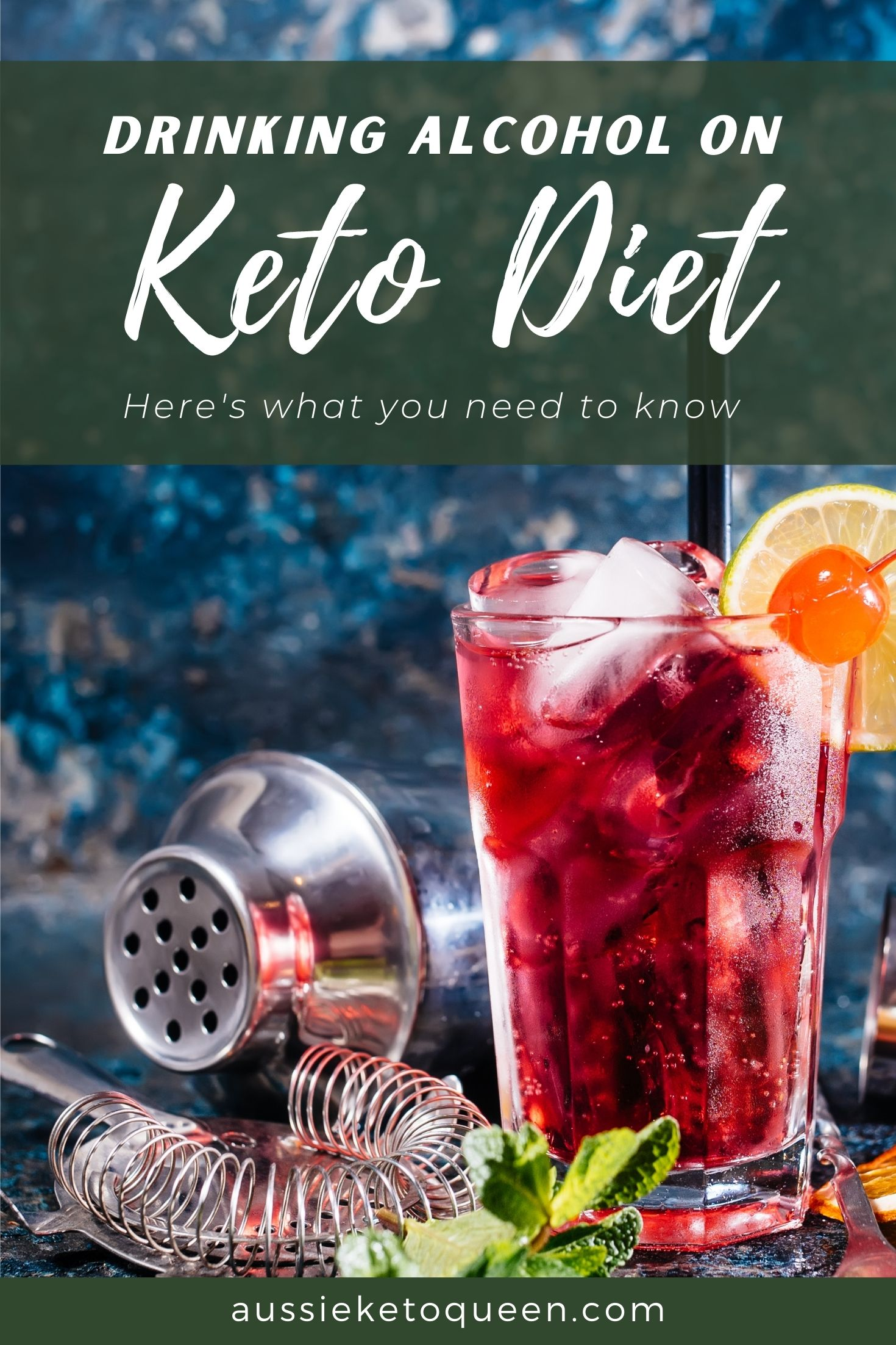 Can you drink Alcohol on Keto diet?