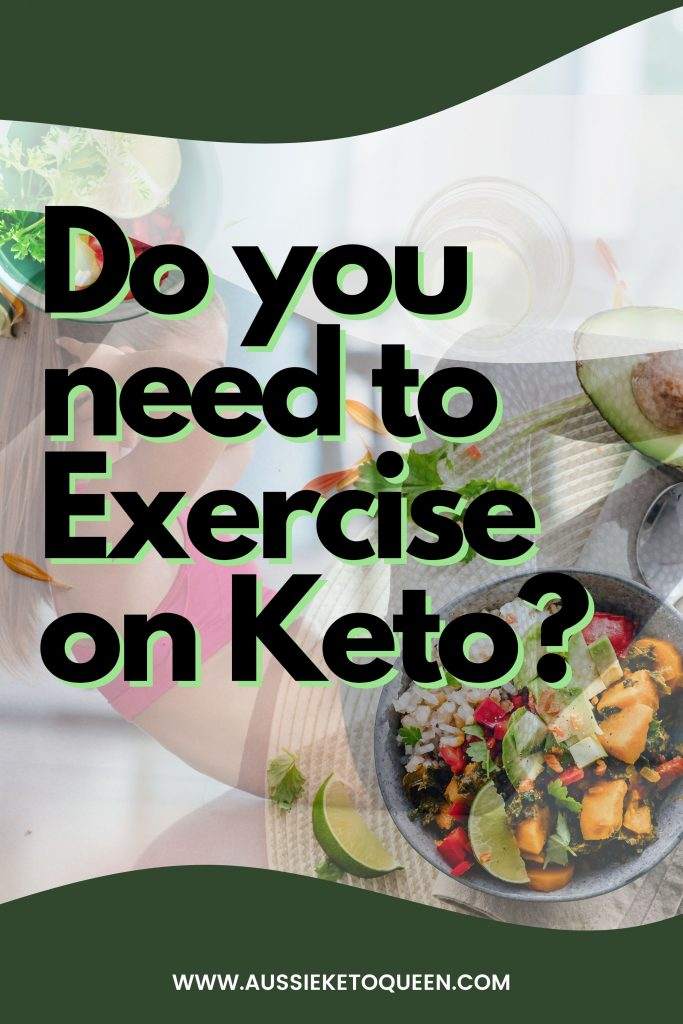 Do you need to exercise on Keto?